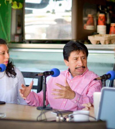 Se trabaja fuerte en la seguridad de Tulum, dice Víctor Mas Tah