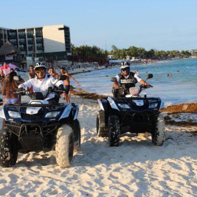 Policía Turística de Playa del Carmen se dice lista para atender a visitantes durante temporada vacacional