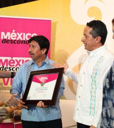 Fuerte promoción de Tulum en el Tianguis Turístico Acapulco 2019