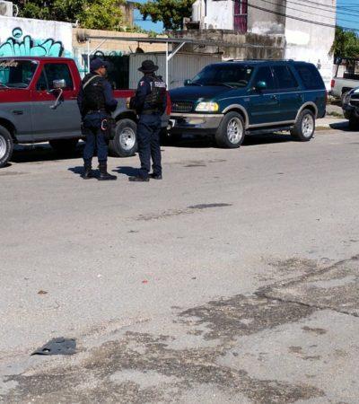 ATAQUE MAÑANERO EN GALAXIAS DEL SOL: Saldo de tres personas heridas, entre ellas un menor de edad, por balazos en la SM 253 de Cancún