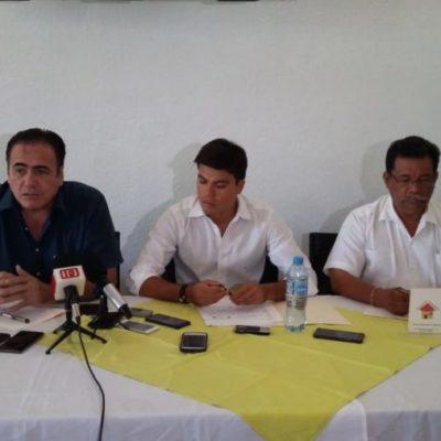 Morena y PT dan respaldo a Gustavo Miranda, luego de presentar un recurso ante la Sala Regional Xalapa del TEPJF