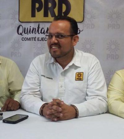 """""""Presidentas municipales de Cancún y Solidaridad traen un desastre por inexperiencia e ineptitud"""", asegura Manuel Cambrón, delegado del PRD"""