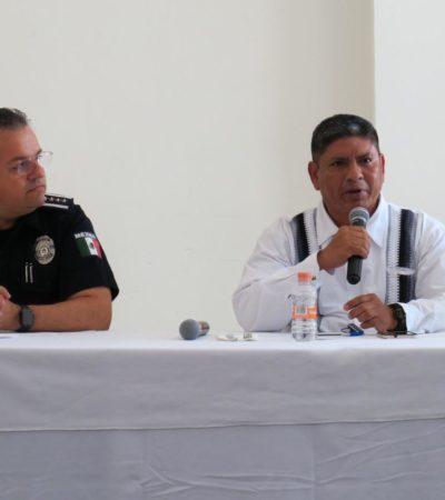 OCUPA CANCÚN PRIMER LUGAR NACIONAL EN ROBOS CON VIOLENCIA A COMERCIOS: Firma Capella convenio con representantes de cadenas de tiendas para tratar de reducir inseguridad