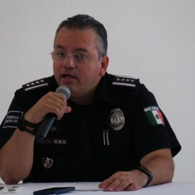 """""""Se instalarán cámaras de seguridad para vigilar a todos, incluyendo a los policías para evitar abusos contra los visitantes"""", anuncia Alberto Capella"""