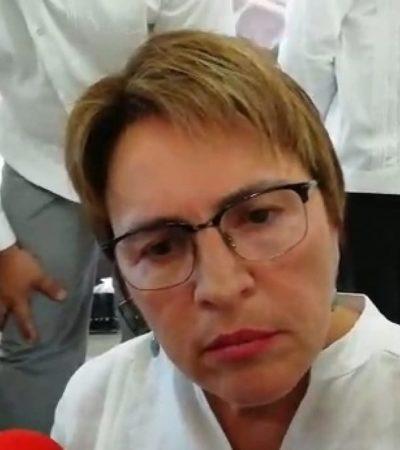 ENTREVISTA | Laura Beristain le 'echa la bolita' de la detención de Rafael Castro al Gobierno del Estado; asegura que a la comuna no le compete