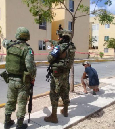 Reportan detonaciones en la 251 de Cancún; no hubo heridos