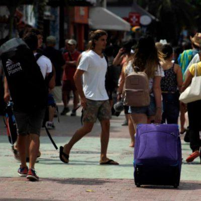 Ocupación hotelera en la Quinta Avenida rebasa expectativas el primer fin de semana de la temporada vacacional