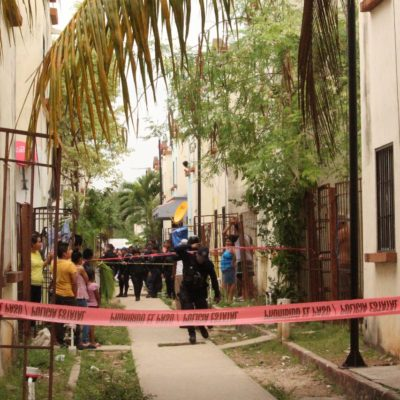 ACTUALIZACIÓN | OTRO ATAQUE A BALAZOS EN VILLAS OTOCH PARAÍSO: Saldo de dos muertos y dos heridos, entre ellos un menor