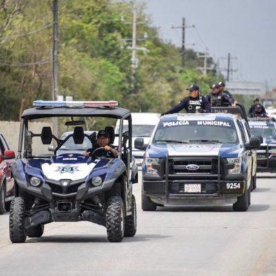 Arranca Operativo Vacacional de Semana Santa en Tulum con participación de los tres niveles de gobierno