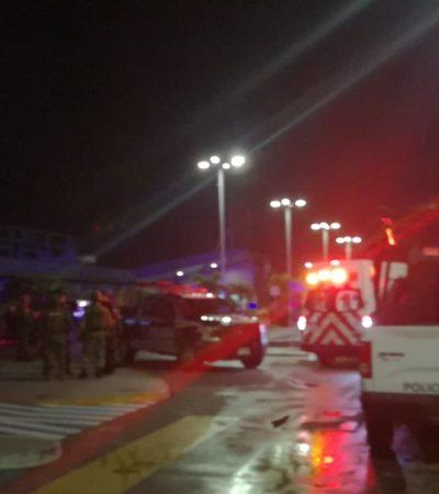 VIOLENCIA COMO DE PELÍCULA: Balean a una persona en el interior de una sala de cine en la Multiplaza Cancún