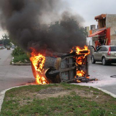 Rompeolas: 'Mototaxis', otro desastre del 'ex gobierno del cambio'