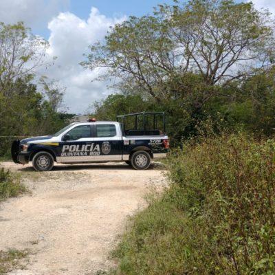 REPORTAN PRESUNTO FEMINICIDIO EN CANCÚN: Encuentran el cuerpo de una mujer asesinada en una obra en construcción en Cancún