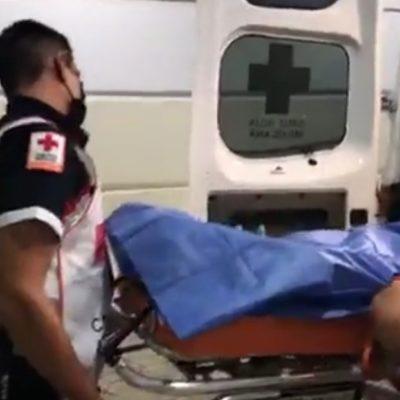 Aparente riña familiar deja un hombre muerto y una mujer herida en la colonia Avante de Cancún