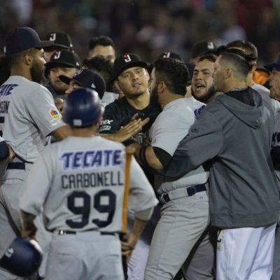 TOROS SE QUEDA CON LA SERIE COMPLETA: Tijuana vence a los Tigres de Quintana Roo 9-1 en el tercer partido