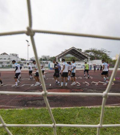 INTER PLAYA DEL CARMEN, POR SU PASE A LA LIGUILLA: El club de Solidaridad recibe a Toluca Premier en la última jornada de la Temporada 2018-2019 de la Serie A de la Liga Premier