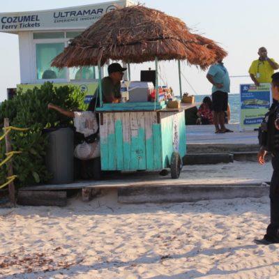 Reportan saldo blanco durante Semana Santa en zonas turísticas de Playa; no disminuirán los operativos de atención y prevención