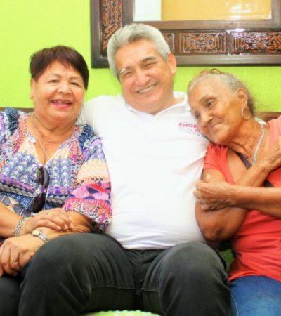 Se pronuncia Enoel a favor de una división real de poderes en Quintana Roo