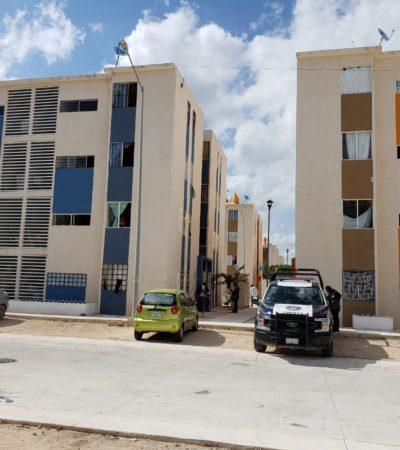 Hallan cadáver de mujer con signos de violencia en el fraccionamiento Paraíso Maya de Cancún