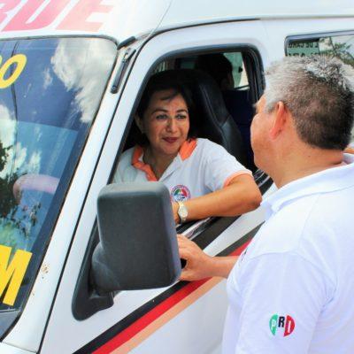Enoel Pérez se declara aliado de las mujeres y se pronuncia por el fortalecimiento de instancias infantiles y la apertura de más guarderías