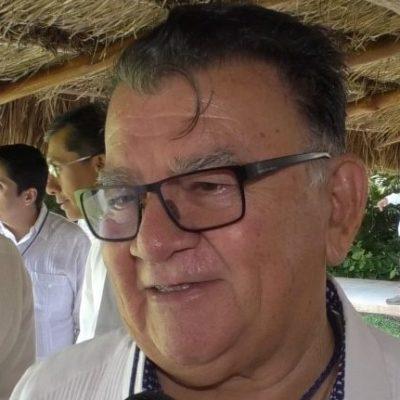 Pide delegado Arturo Abreu no politizar el tema de la promoción turística; las funciones no dejarán de realizarse, se harán mejor, dice el 'super delegado'