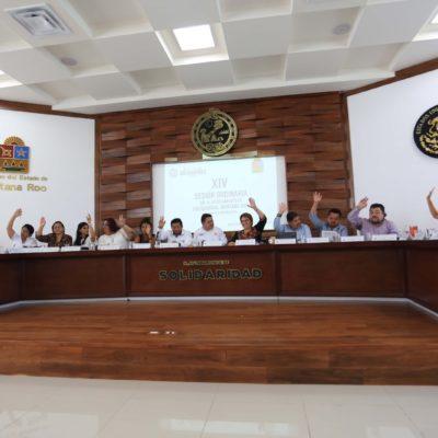 Aprueba Cabildo ejercicio fiscal de ingresos, presupuesto de Egresos y cuenta pública 2018