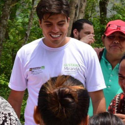 Ratifica Gustavo Miranda compromiso para construir agenda legislativa ciudadana