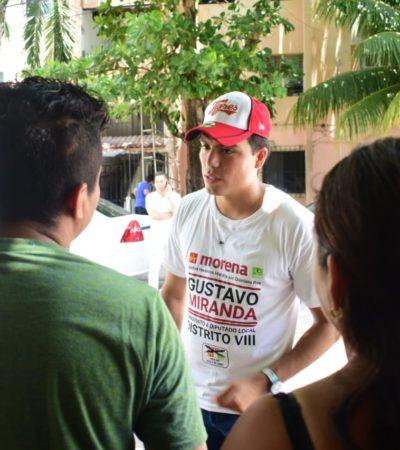 Promoverá Gustavo Miranda que 100% del recurso de Cojudeq se invierta en el deporte popular