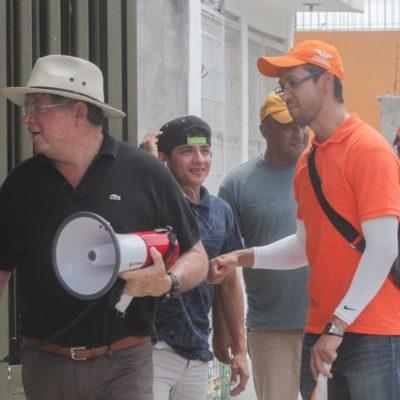 Solicita MC registro de Manuel Prieto Loera como sustituto de 'Chacho'