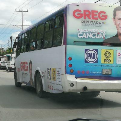 GregSánchez habría rebasado tope de campaña a 14 de días deiniciar proselitismo, acusa dirigente del PRI