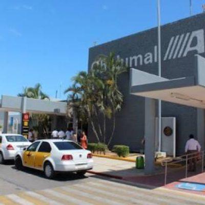 Deficiencias en aeropuerto de Chetumal ponen en riesgo afluencia turística: Eloy Quintal