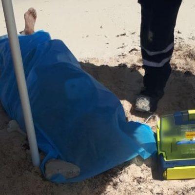 Se ahoga joven albañil en Puerto Morelos