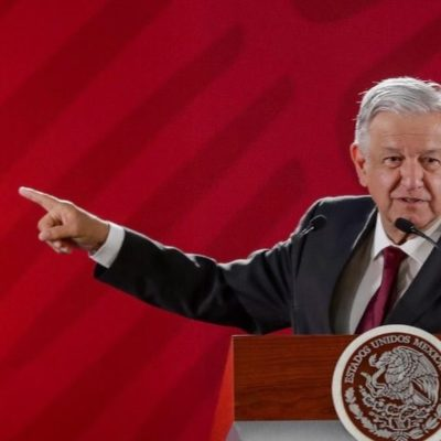 Señalan en WSJ retroceso de México con AMLO