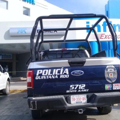 SEGUIMIENTO   Asciende a más de 270 mil pesos el botín del asalto a tienda Telmex en Cancún