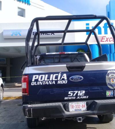 SEGUIMIENTO | Asciende a más de 270 mil pesos el botín del asalto a tienda Telmex en Cancún