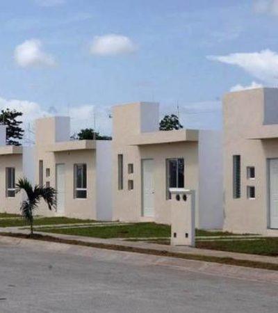 Canadevi registra baja del 20 por ciento de construcción de vivienda ante políticas federales y tardanza del PDU en Cancún