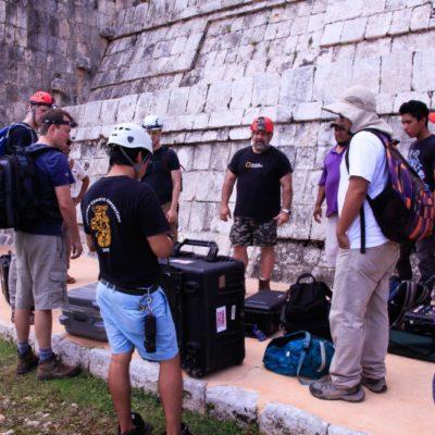 Colocan a Chichén-Itzá en 3D; habrá visita virtual