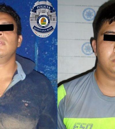 Vinculan a proceso a dos presuntos sicarios detenidos al ser señalados por balear a un ex agente ministerial en la SM 254