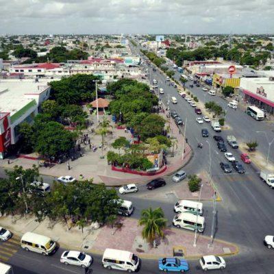'EL CRUCERO' NO ES UN PROBLEMA DE IMAGEN URBANA: Insisten en que la zona a remodelar sufre un fuerte deterioro social que no se atiende en Cancún