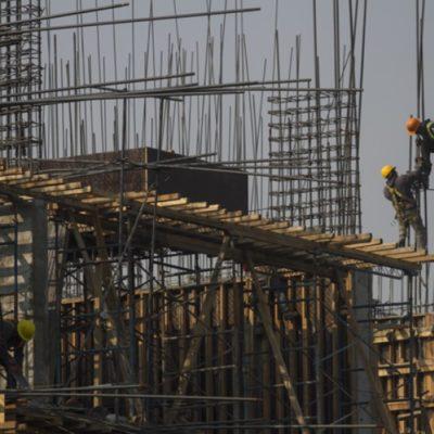 CAE PRODUCCIÓN DE CONSTRUCTORAS: Reporta INEGI que el sector registró durante febrero el peor desempeño en 13 meses