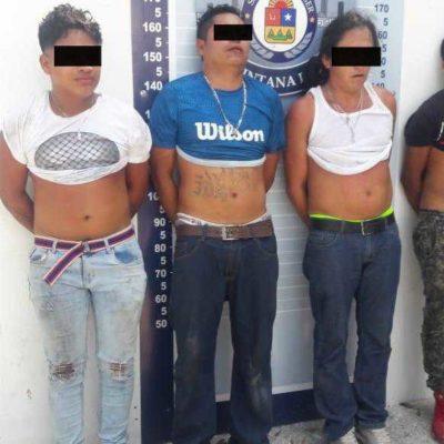 SEGUIMIENTO | DETIENEN A CUATRO POR ASESINATO DE POLICÍA: Presuntos responsables de ataque en Valle Verde portaban armas y municiones