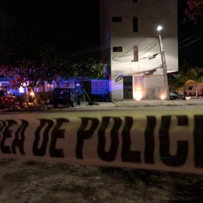 Ejecutan a una persona en la 'Donceles 28' de Cancún