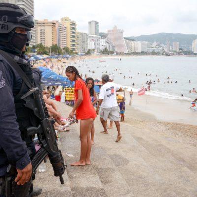 Reportan playas aptas para vacionistas, pese a altos índices de contaminación por bacterias