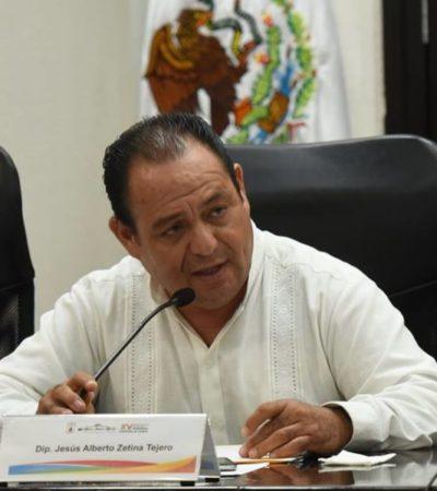 """""""Congreso del Estado investigará para quiénes trabajan los 120 policías destinados como escoltas"""", asegura Jesús Zetina"""