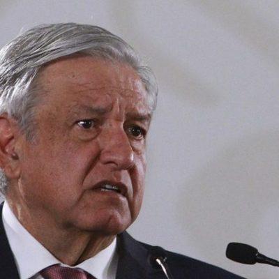 """""""EL PRESIDENTE ESTÁ EXTRAVIADO, ENOJADO Y OFUSCADO"""": Critican postura de AMLO tras masacre en Minatitlán"""