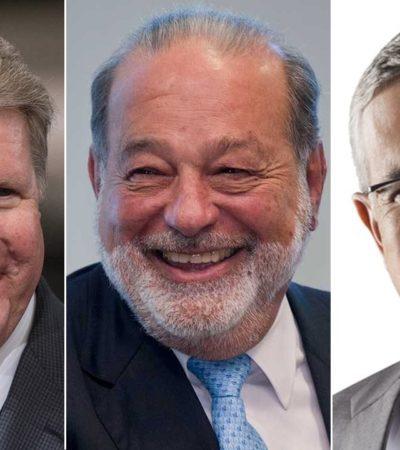 Estos son los mexicanos más ricos según Forbes; aumentan, pero tienen menos dinero