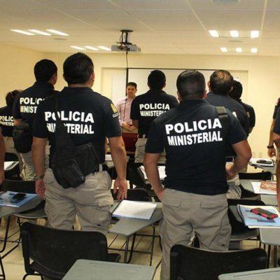 Designan a Nestor Ivan Segundo Pérez como director de la Policía Ministerial de la Fiscalía General del Estado en sustitución de Adrián Valdovinos Rodríguez