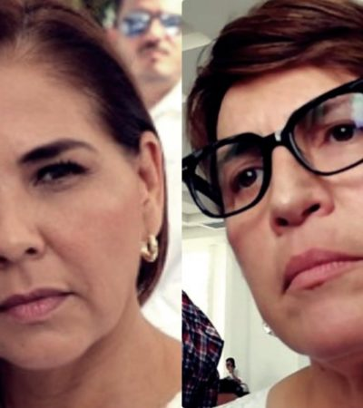 Rompeolas: Tianguis confirma las dos 'morenas' de Quintana Roo