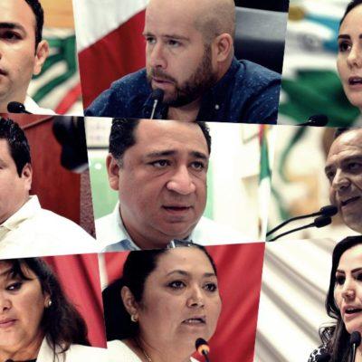 DIPUTADOS, SIN MIEDO A LAS URNAS: De 25 en total, 9 legisladores buscará reelegirse en el Congreso de Quintana Roo