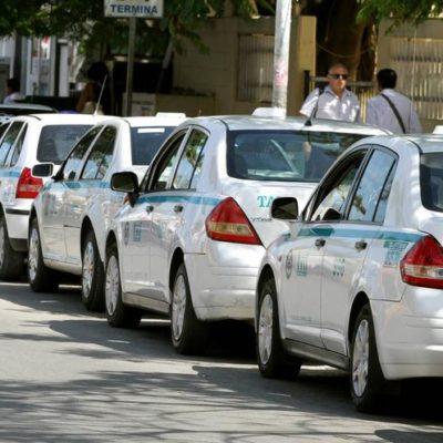 Cuestión de días la entrada en vigor de las nuevas tarifas para el servicio de taxi en el estado, asegura dirigente del FUTV
