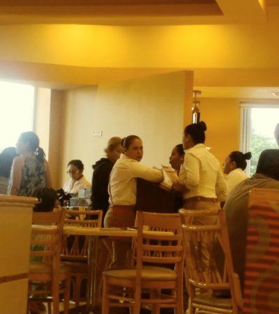 ACTUALIZACIÓN: Reportan presunto robo en un Vips de Cancún; Capella lo desmiente
